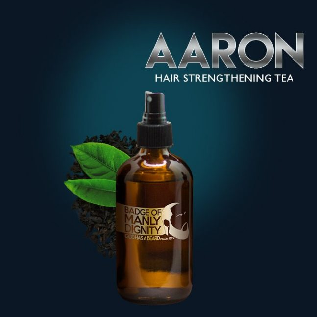 Aaron Hair Strengthening Tea - Addi Naturals