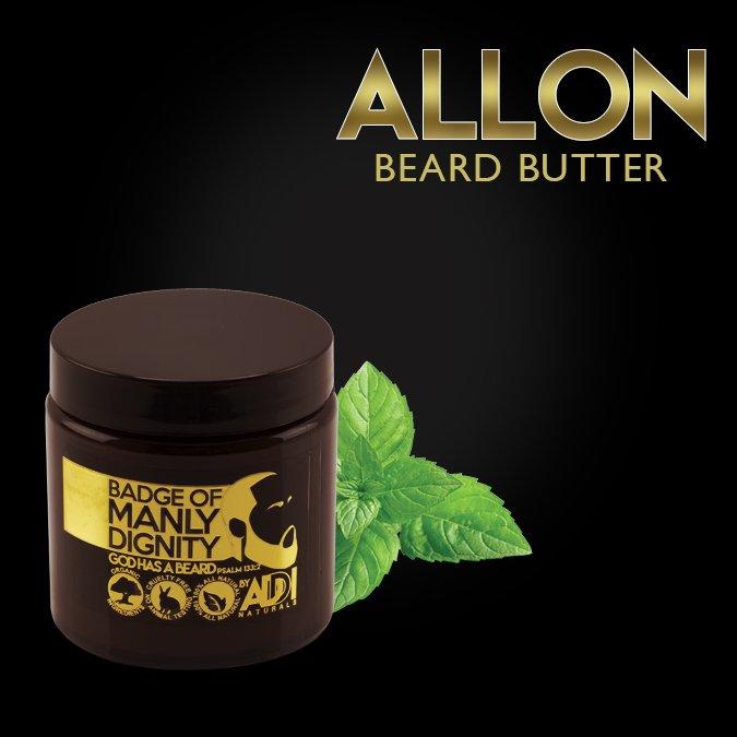 Allon Beard Butter for Men - Addi Naturals