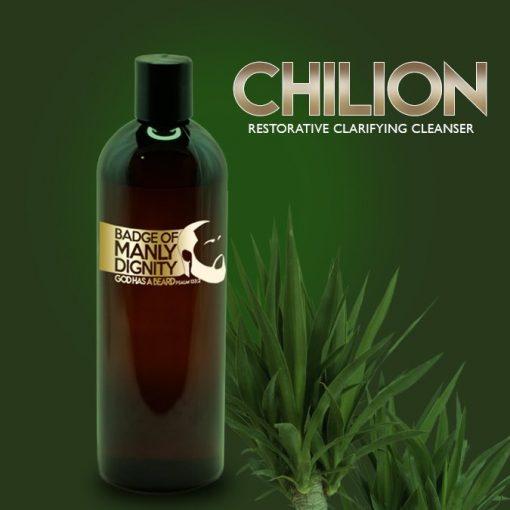 Chilion Restorative Clarifying Cleanser for Men - Addi Naturals