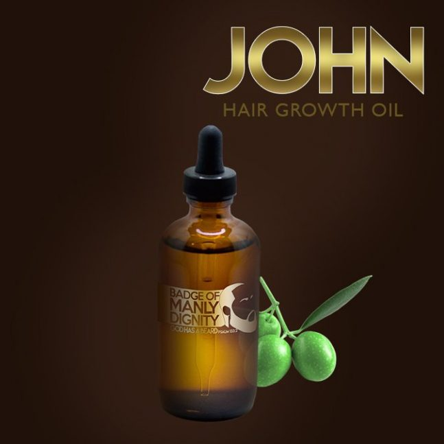John Hair growth Oil for Men - Addi Naturals