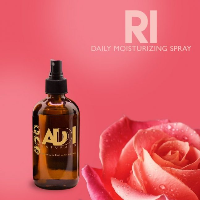 Ri Daily Moisturizing Spray for Women - Addi Naturals