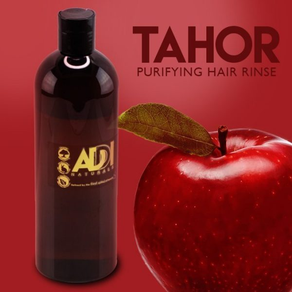 Tahor Purifying Hair Rinse for Women - Addi Naturals