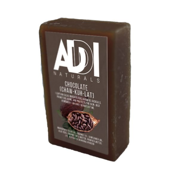 Chocolate Soap from Addi Naturals