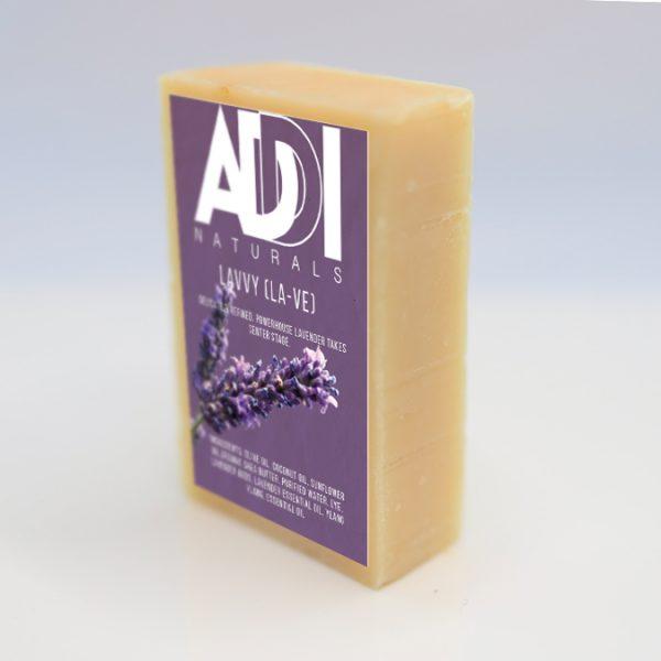 Lavvy Soap by Addi Naturals