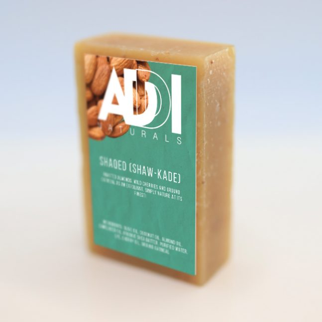 Shaqed Soap from Addi Naturals