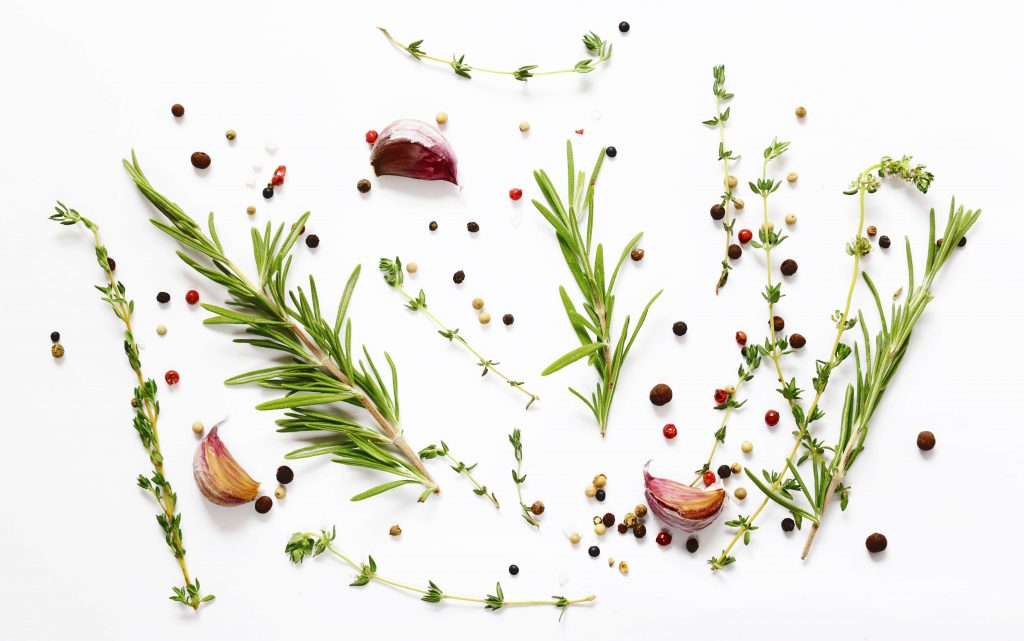 Herbs and Spices Benefits by Addi Naturals