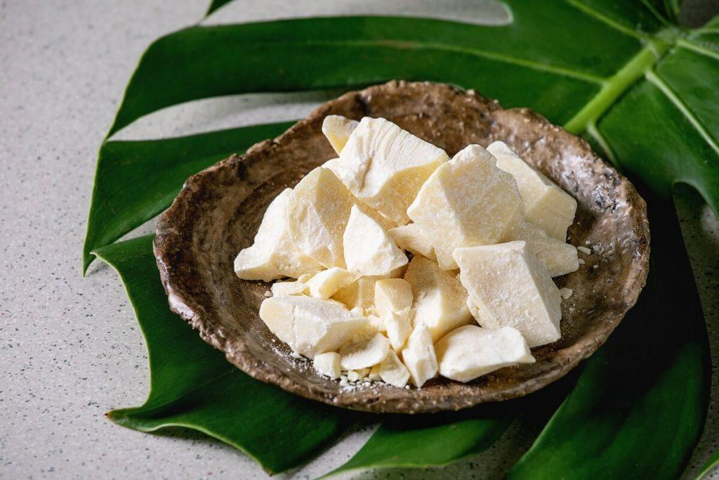 cocoa vs. coconut butter by Addi Naturals